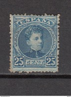 1901    EDIFIL  Nº  248  / * / - 1889-1931 Reino: Alfonso XIII