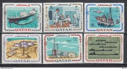 1969  YVERT Nº 155  /**/ - Qatar