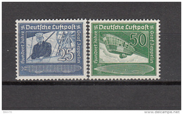 1938   MICHEL  Nº   669 / 670      / ** / - Alemania