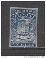 1859 - 1860    YVERT  Nº 2   / * / - Venezuela