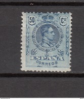 1909 - 1922    EDIFIL  Nº  277  / * / - Nuevos