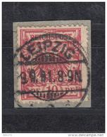 1889    MICHEL  Nº 47  Bb      -- Geprüft -- - Oblitérés