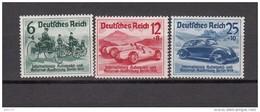 1939   MICHEL  Nº   686 / 688     / ** / - Neufs