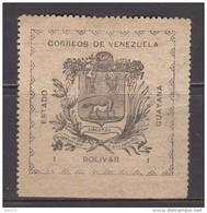 1903    YVERT  Nº  86   / * / - Venezuela