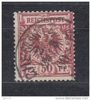 1889    MICHEL  Nº 50  A    -- Geprüft -- - Usados