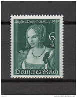 1939   MICHEL  Nº   700     / ** /    -- Geprüft -- - Unused Stamps