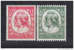 1934    MICHEL  Nº  554 / 555    / ** / - Unused Stamps