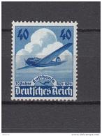 1936   MICHEL  Nº   603     / ** / - Neufs