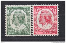 1934    MICHEL  Nº  554 / 555    / ** / - Nuovi