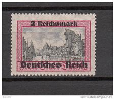 1939   MICHEL  Nº   729      / ** / - Allemagne
