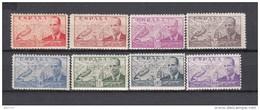 1941 - 1947    EDIFIL  Nº  940 / 947   / ** / - 1931-50 Nuevos & Fijasellos