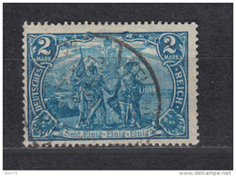 1915       MICHEL  Nº  95 B  II B   -- Geprüft -- - Usati