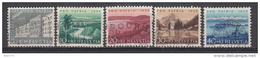 1955 YVERT  N 562 / 66 - Pro Patria