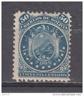 1871 YVERT N 16  / * / - Bolivia