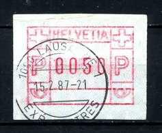 SVIZZERA - HELVETIA - Year 1979 - Viaggiato - Traveled - Voyagè - Gereist. - Affrancature Meccaniche