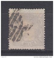 "1870 EDIFIL N 106 B   """" Color Gris """" - 1873-74 Regencia"
