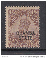 1913 - 27   YVERT Nº 37  / * / - Chamba