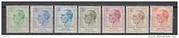 1965  YVERT  Nº  1711 / 1717       / * / - 1921-... República