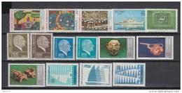 1976 - 1977   VARIOS SELLOS      / ** / - 1921-... República