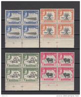 1949 YVERT N 18 / 21  MHN / ** / - Bahawalpur