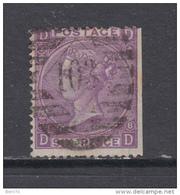 1867 - 1880  SG 108  PLATE 8 - 1840-1901 (Victoria)