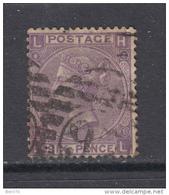 1867 - 1880  SG 109  PLATE 8 - 1840-1901 (Victoria)