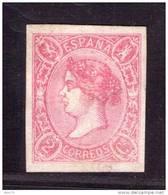 1865 EDIFIL N 69  ( * ) - 1850-68 Royaume: Isabelle II
