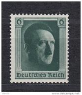 1937    MICHEL  Nº 646   / ** / - Duitsland