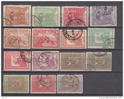 1905 - 06  VARIOS SELLOS - Usado