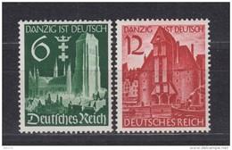 1939   MICHEL   Nº  714 / 715   / ** / - Unused Stamps