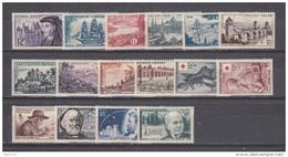 1955 - 1956      VARIOS SELLOS     / * / - Nuevos