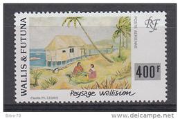 2001 AEREO   YVERT N  179     /  ** / - Wallis Y Futuna