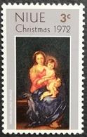 Niue 1972 Christmas - Niue