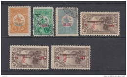 1909 - 1920  VARIOS SELLOS - Sellos Para Periódicos