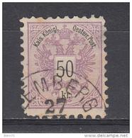 1883    YVERT  Nº  45 - 1850-1918 Imperium
