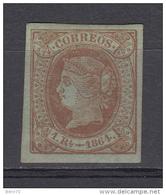 1864 EDIFIL N 67  MH / * / - 1850-68 Royaume: Isabelle II