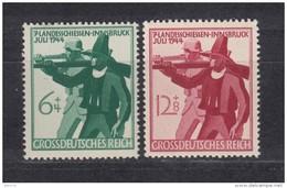 1944     MICHEL  Nº 897 / 898   / ** / - Unused Stamps