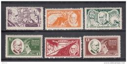 1930     MICHEL   Nº  153 A / 158 A     / ** / - Letonia