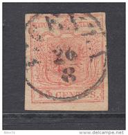1850  YVERT  Nº 3 - Lombardo-Vénétie