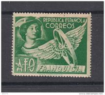 1938   EDIFIL  Nº 25   / * * / - Franquicia Postal