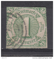 1859 - 1861        MICHEL  Nº  20 - Thurn And Taxis