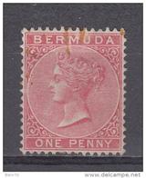 1865 - 73  YVERT N 1E   / * / - Bermudas