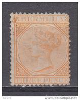 1865 - 73  YVERT N  3    / * / - Bermudas
