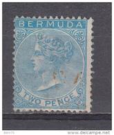 1865 - 73  YVERT N  2    / * / - Bermudas
