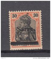 1920   MICHEL  Nº  10 X III    / ** / - 1920-35 Sociedad De Naciones