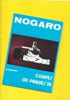 Programme Courses De NOGARO 1976 36 Pages + Couverture Format A5 - Programmes