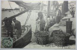 TROUVILLE Pêcheurs - Trouville