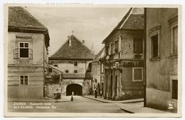 CROATIA : ZAGREB - KAMENITA VRATO / STAMPS - KINGDOM OF SERBIA, CROATIA, SLOVENIA, 1929 / ADDRESSEE - KRIKORIAN - Croatie