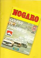 Programme Courses De NOGARO 1983 32 Pages + Couverture Format A5 - Programmes