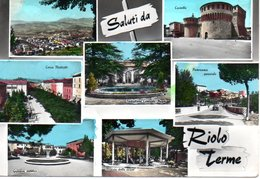 Saluti Da Riolo Terme - Souvenir De...